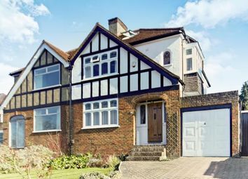 Thumbnail 4 bed semi-detached house for sale in The Woodfields, South Croydon