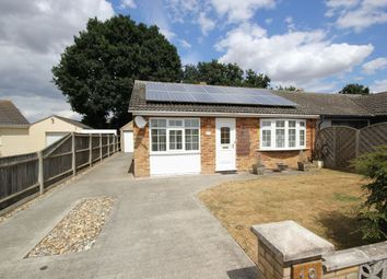 Thumbnail 2 bed bungalow to rent in Marion Close, Wymondham