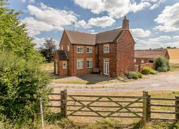 Thumbnail 5 bed farmhouse for sale in Clipstone Road, Edwinstowe, Mansfield