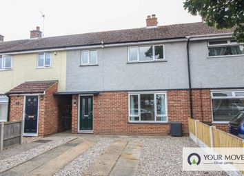 Thumbnail 3 bed terraced house to rent in Fastolff Avenue, Gorleston, Great Yarmouth