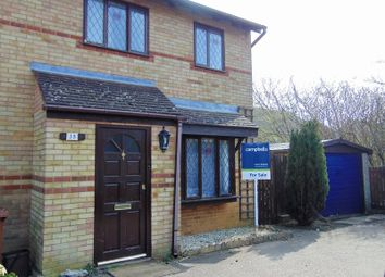 Thumbnail 3 bedroom terraced house for sale in Sherwood Drive, Daventry