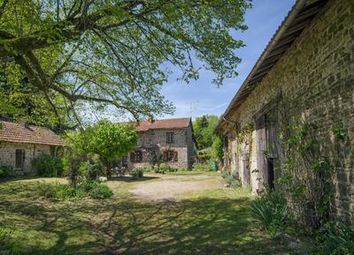 Thumbnail 5 bed equestrian property for sale in St-Leonard-De-Noblat, Haute-Vienne, France