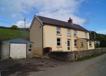Thumbnail 3 bed detached house for sale in Blaenycoed, Carmarthen