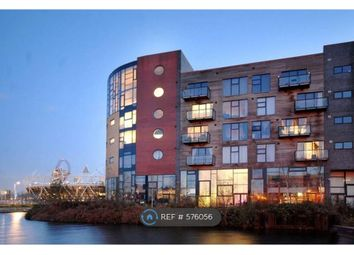 Thumbnail 3 bed flat to rent in Omega Works, London