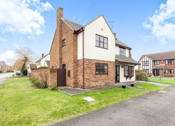 Thumbnail 4 bed detached house for sale in Esplanade, Mayland, Chelmsford