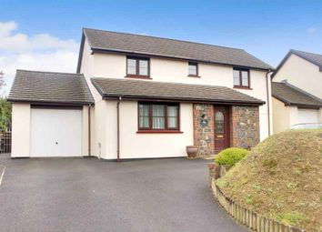 Thumbnail 4 bed detached house for sale in Church Park, Yarnscombe, Barnstaple
