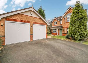 Thumbnail 4 bed detached house for sale in Brough Close, Hindley, Wigan