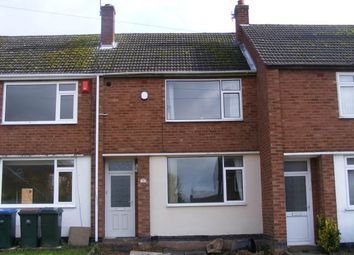 Thumbnail 2 bedroom terraced house to rent in Sandgate Crescent, Stoke Hill Estate, Coventry