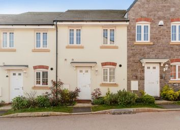 Thumbnail 2 bed terraced house for sale in Parlour Mead, Cullompton, Devon