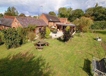 Thumbnail 4 bed barn conversion for sale in Kimblewick, Frankton Manor Barns, Frankton