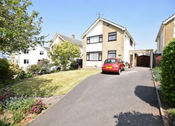 4 bed detached house for sale in Cheslefield, Portishead, Bristol BS20