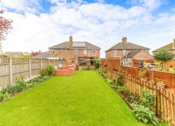 Thumbnail 4 bedroom semi-detached house for sale in Burnt House Road, Turves, Peterborough