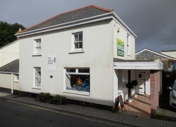 Thumbnail Retail premises for sale in Former Hairdressers, Churchtown, Mullion
