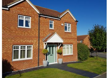 Thumbnail 4 bed detached house for sale in Jasmine Fields, Yarm