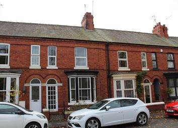 Thumbnail 2 bed terraced house to rent in The Cresent, Nantwich, Cheshire
