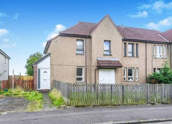 Thumbnail 3 bed flat for sale in Ardgour Road, Kilmarnock