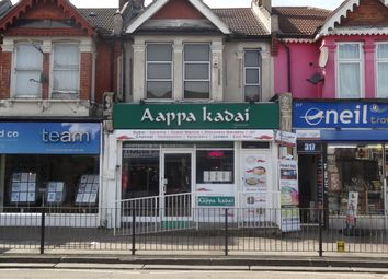 Thumbnail Restaurant/cafe for sale in High Street North, Manor Park