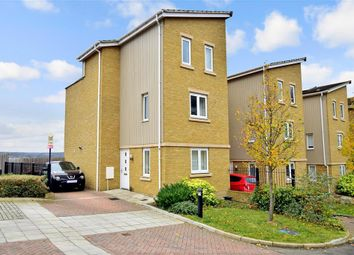 Thumbnail 3 bed link-detached house for sale in Ward View, Chatham, Kent