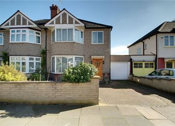 Thumbnail 3 bed semi-detached house for sale in Dollis Hill Avenue, London