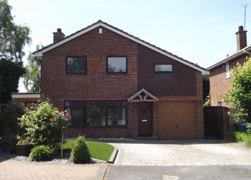 Thumbnail 4 bed property to rent in Long Mickle, Little Sandhurst, Berkshire