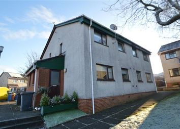 Thumbnail 1 bed flat for sale in Laburnum Drive, Milton Of Campsie, Glasgow