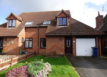 Thumbnail 3 bed semi-detached house for sale in Poppyfields, Gillingham