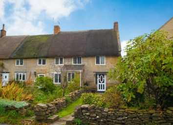 Thumbnail 2 bed cottage for sale in Burton, East Coker, Yeovil