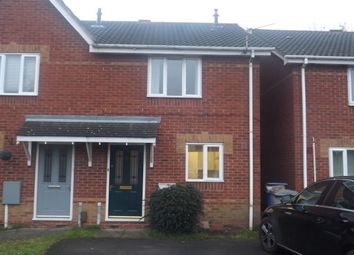 Thumbnail 2 bed semi-detached house to rent in St. Pancras Way, Derby