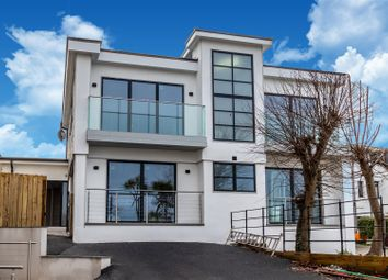Thumbnail 4 bed detached house for sale in Porth Way, Newquay