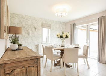 "Thumbnail 4 bed detached house for sale in ""Mitford"" at Anstey Road, Alton"
