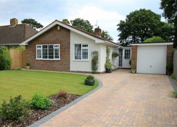 Thumbnail 3 bed detached bungalow for sale in Pinewood Road, Highcliffe, Christchurch, Dorset