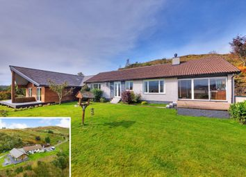 Thumbnail 6 bed detached bungalow for sale in Glencruitten, Oban
