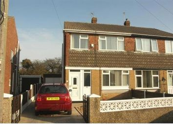 Thumbnail 3 bedroom semi-detached house for sale in Wimbledon Avenue, Thornton-Cleveleys