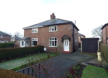 Thumbnail 3 bed semi-detached house for sale in Park Road, Lymm, Cheshire
