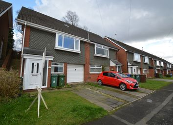 Thumbnail 4 bed semi-detached house for sale in Stanway Road, Whitefield, Manchester