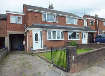 Thumbnail 4 bed semi-detached house for sale in Chell Heath Road, Bradeley, Stoke-On-Trent