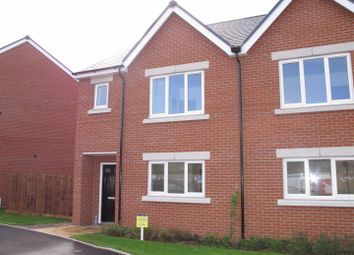 Thumbnail 3 bedroom end terrace house to rent in The Lane, Worcester