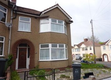 Thumbnail 6 bed end terrace house to rent in Aylesbury Crescent, Bedminster, Bristol