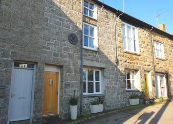 Thumbnail 3 bed terraced house for sale in Commercial Road, Mousehole, Penzance, Cornwall.