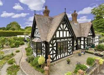 Thumbnail 4 bed detached house for sale in Park Hall, Oswestry