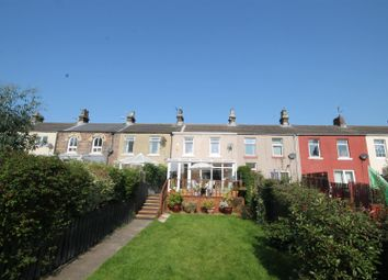 Thumbnail 2 bed terraced house for sale in Railway Terrace, Willington, Crook