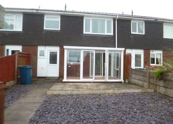Thumbnail 3 bed town house to rent in Lister Road, Stafford