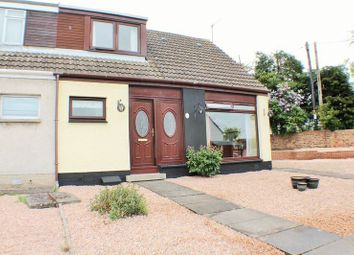 Thumbnail 3 bed semi-detached house for sale in Castlebank Gardens, Cupar