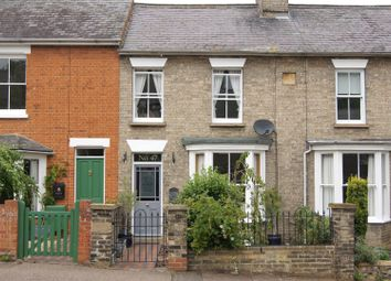 Thumbnail 2 bed terraced house for sale in South Parade, Lake Avenue, Bury St. Edmunds