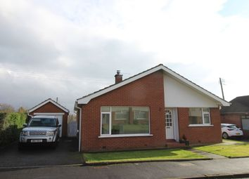 Thumbnail 3 bed bungalow for sale in Derryvolgie Park, Lambeg, Lisburn