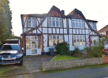 Thumbnail 3 bed property to rent in The Ridings, Berrylands, Surbiton