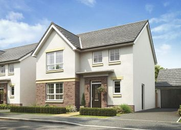"Thumbnail 4 bed detached house for sale in ""Traigh"" at Frogston Road East, Edinburgh"
