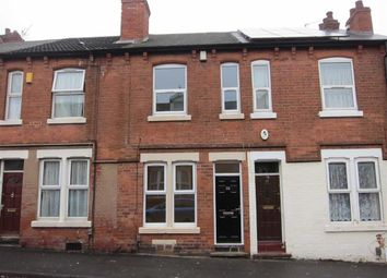 Thumbnail 2 bed terraced house to rent in Beaconsfield Street, Forest Fields, Nottingham