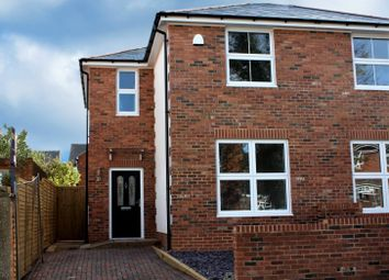 Thumbnail 3 bedroom semi-detached house for sale in Argyle Street, Reading, Berkshire