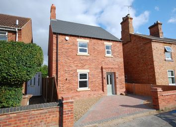 Thumbnail 4 bed detached house for sale in New Home, Millview Road, Ruskington
